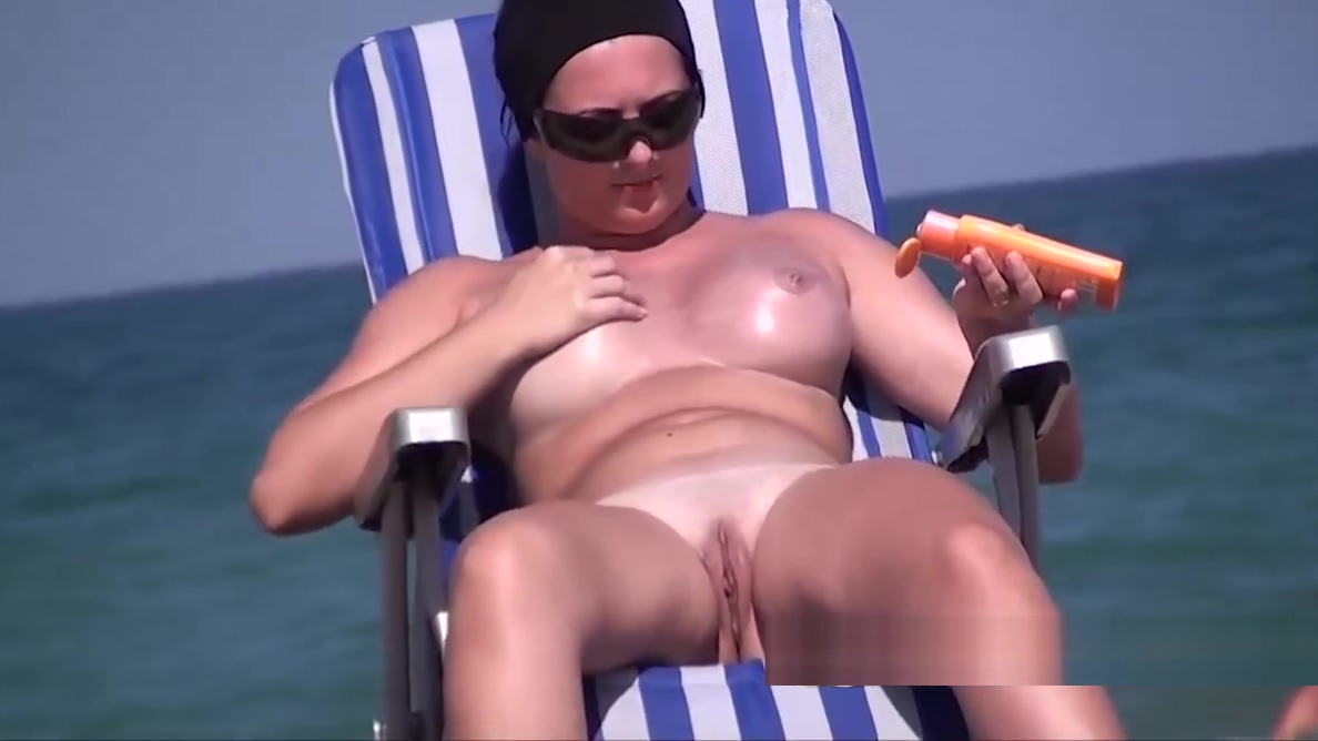 Nudist beach goddess Milf Big Tits Curvy Amazing Hot Video