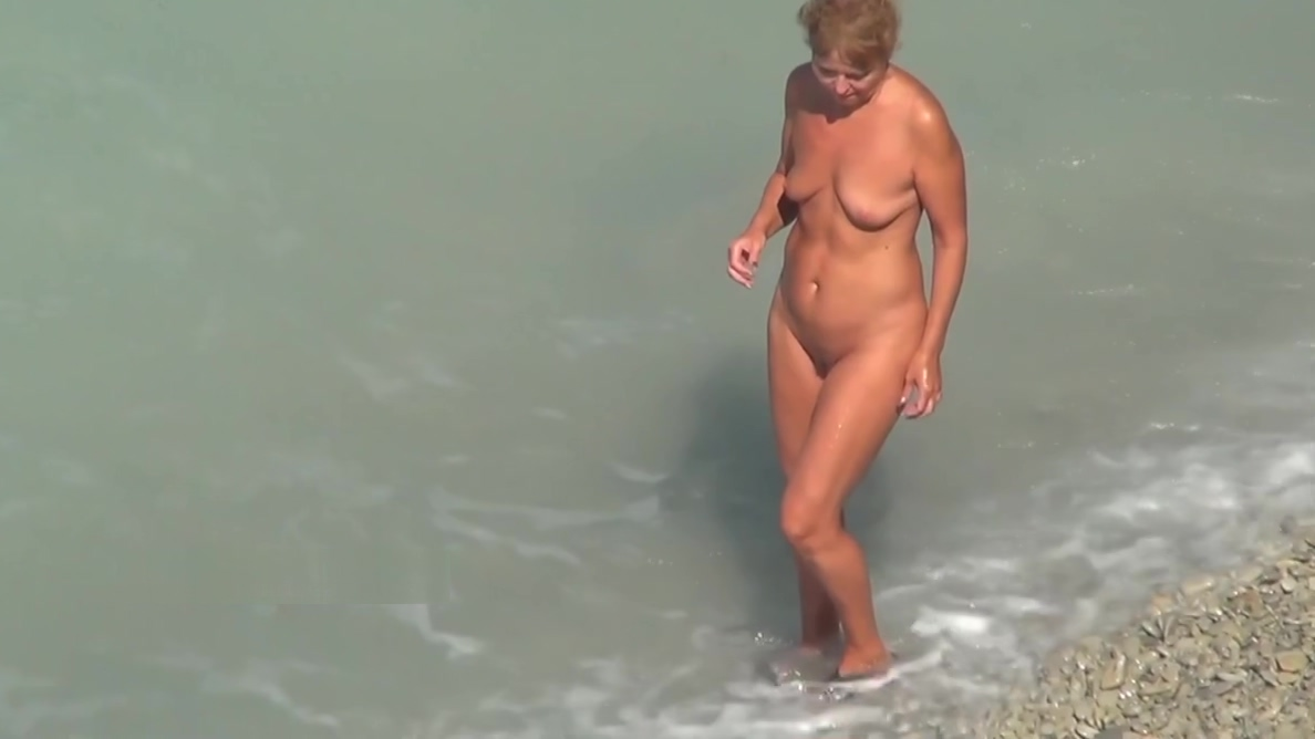 Naked girls at the real nude beaches
