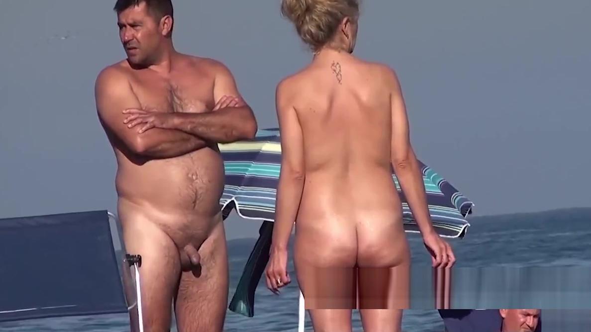Nudist Blonde Milfs Tanning Naked Are The Best Voyeur Spy