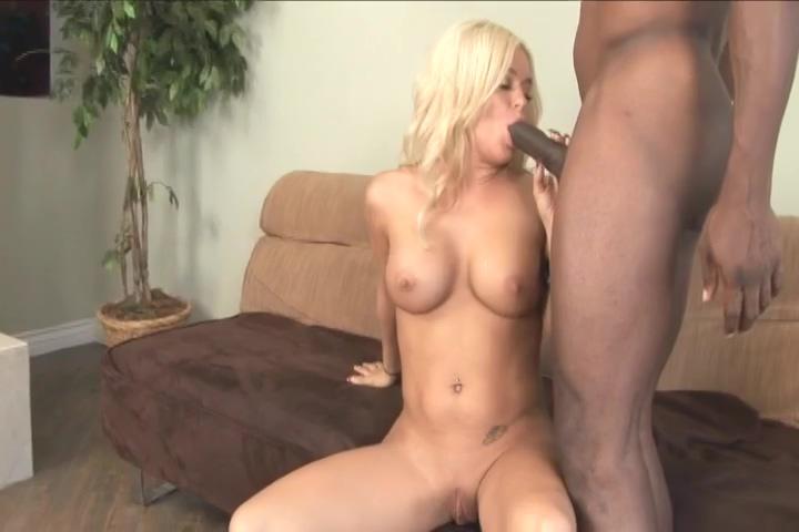 Blonde Pussy Nailed Hard