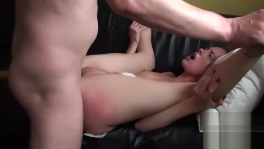Natural beauty Carmel Anderson enjoys a rough hard pounding