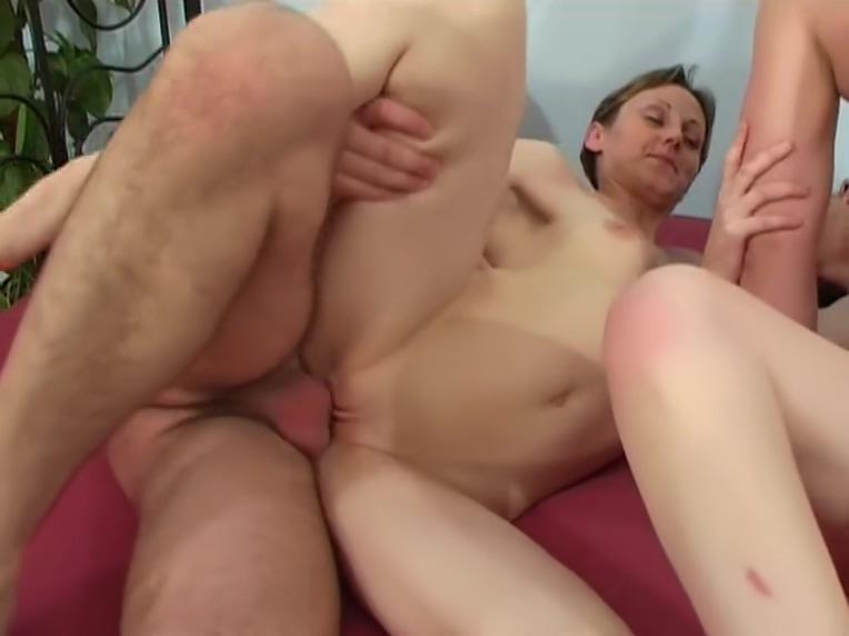 Two girls fucked by two guys - Sebastano Perero