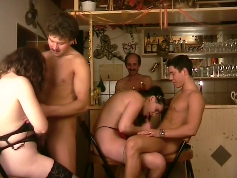 Free-for-all at the bar - Inferno Productions