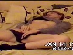 High girl masturbating