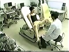 Medical voyeur cam shooting Japanese college girls