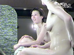 Asian girls with nice soft buns on the shower hidden cam dvd 03259