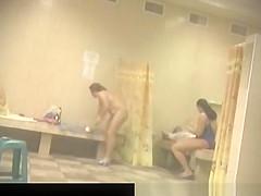 Sauna - nude relaxing 3