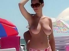 Super sweet big natural boobs