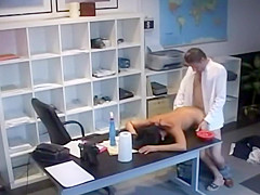 Security cam caught sex among workers