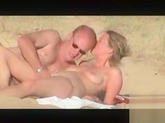 Long beach voyeur video with a good coition