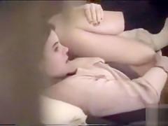 Voyeur masturbation with real amateur girls