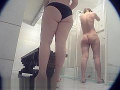 Greatest Shower, Voyeur, Spy Cam Scene Full Version