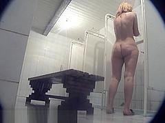 Hottest Voyeur, Shower, Spy Cam Scene Show