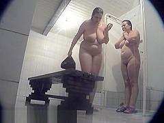 Hidden Shower, Spy Cam, Amateur Clip, Watch It