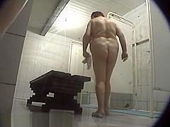 Wild Shower, Amateur, Spy Cam Clip Uncut