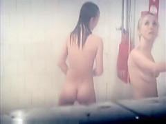 Incredible Voyeur, Spy Cam, Shower Scene Exclusive Version