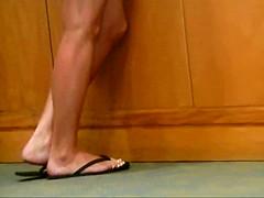 Beautiful brunette milf at orientation-