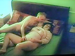 Horny Mum - Wanking Me, Sucking Me and Wanking Herself