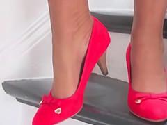 Rote Pumps - Red Heels