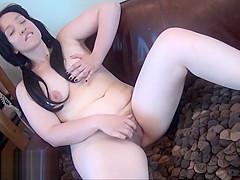 Sexy amateur babe Jenny flashing outdoors and voyeur