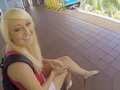Real teen pov doggystyled and jizzed over her butt