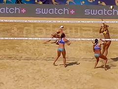 Hot Body Beach Volley