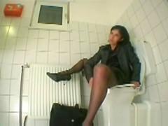 Office Toilet Slur, The Nasty Gimp