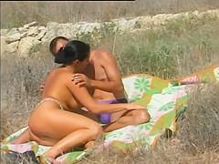 Beach Sex- Julia Reaves
