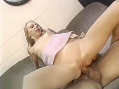 Ex Girlfriend Takes In The Ass