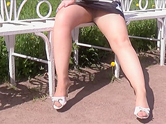 Sexy Legs in pantyhose - StilletoGirl