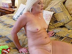 Mommy Gets Busted as a Horny TABOO Slut