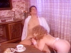 Lucky Herschel Gets His Dick Pleased By Sexy Milf