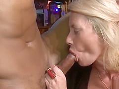 My nasty girlfriend just sucked on dick