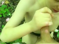 Horny porn movie Deep Throat exotic pretty one