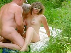 sexe en pleine nature