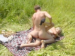 8. Horny for nature boys