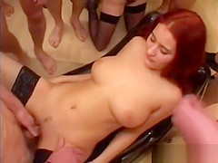 Incredible sex video Red Head newest , watch it