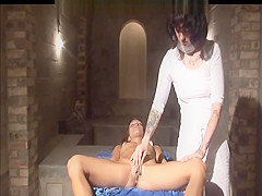 large labia massage