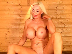 Sarah Louise rate her pussy fanny flashing