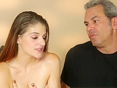 Naughty spycam babe getting pussy fucked