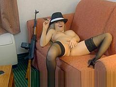 Angelina Leigh 1, Cigar Vixens, Full Video