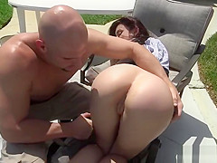 Pounding Mandy Muse Sweet Butthole
