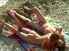 Nudist Erections