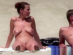 Nude Beach - Hot Girl