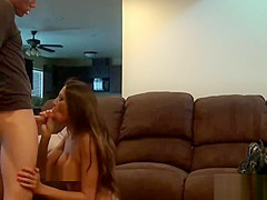 Blowjob And Pussy Lick Videotaped