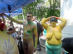 Body Painting Models