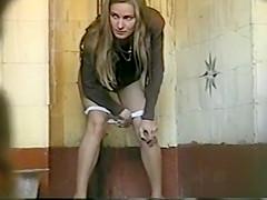 Crazy sex clip Voyeur new only here