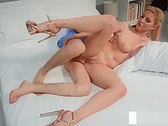 Blonde Step Mother