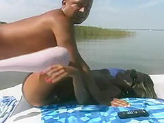 Nudism on the Boat