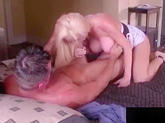 Penthouse Pet Nikki Benz Is Spied On while Getting Fucked!
